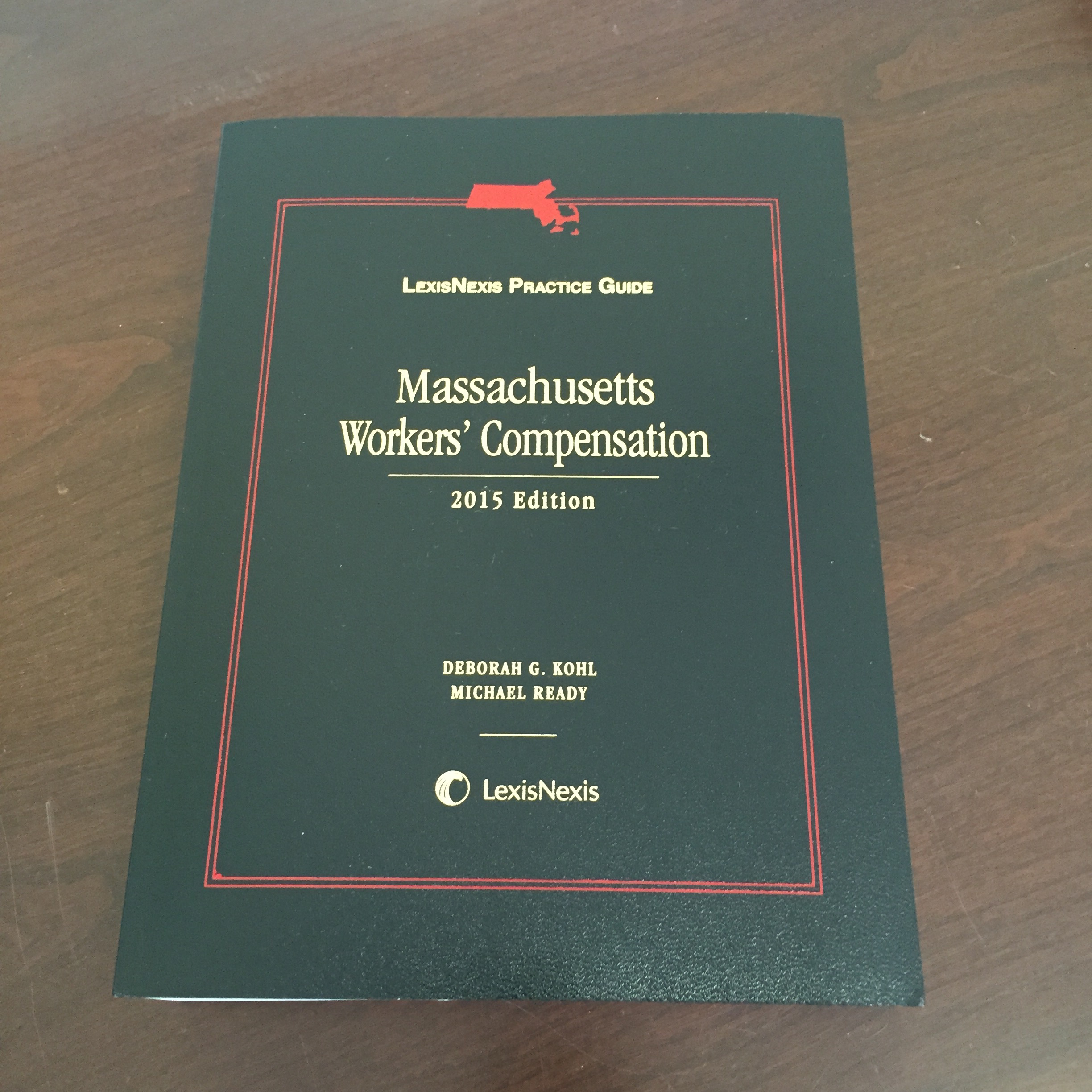 Massachusetts Workers Compensation Guide 2015